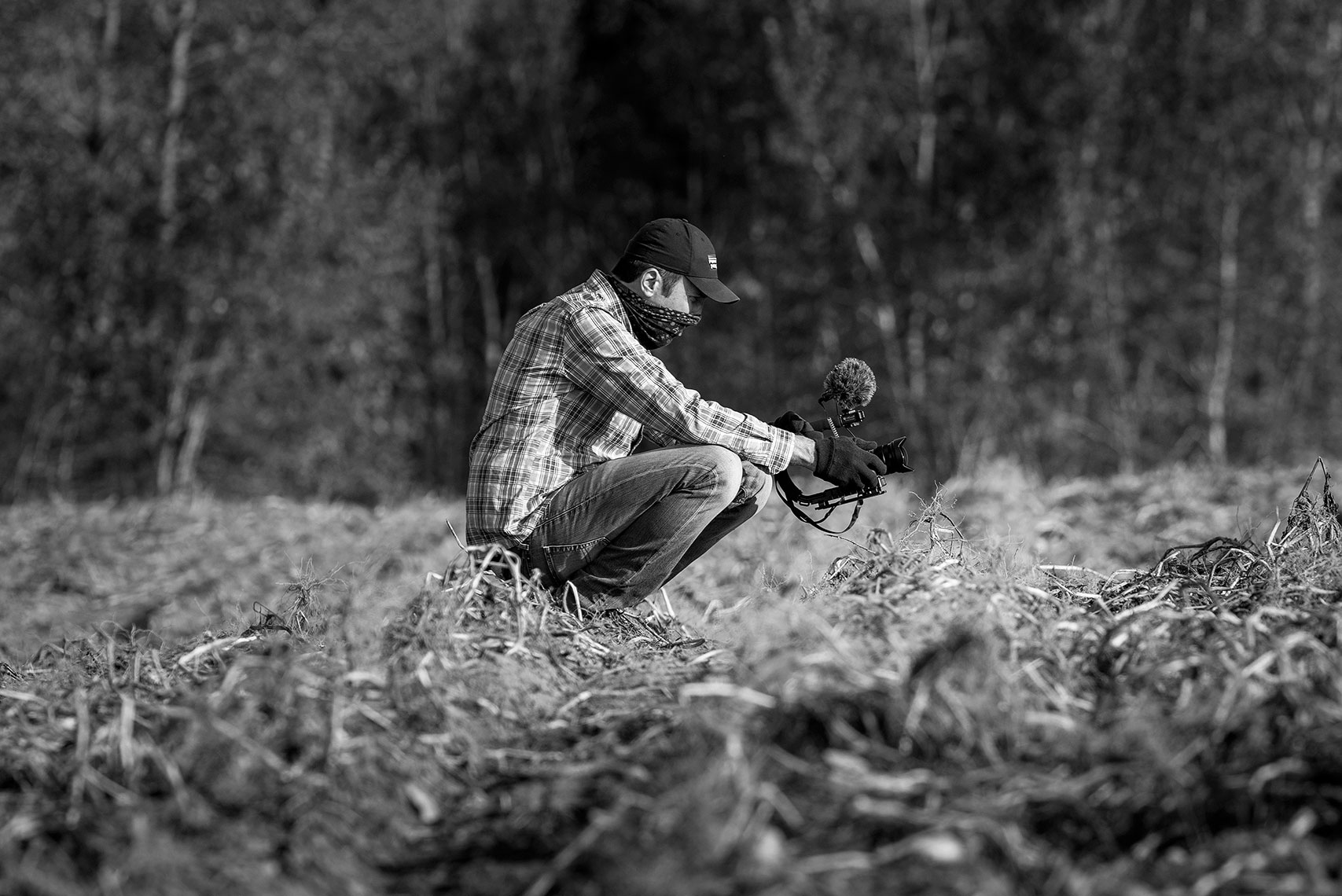 Farming and Agricultural photographer Dean Casavechia